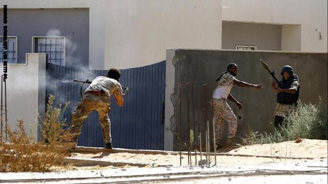 سرت في قبضة حفتر.. والمبعوث الأمُمي: هناك ما يكفي من الأسلحة والمرتزقة في ليبيا