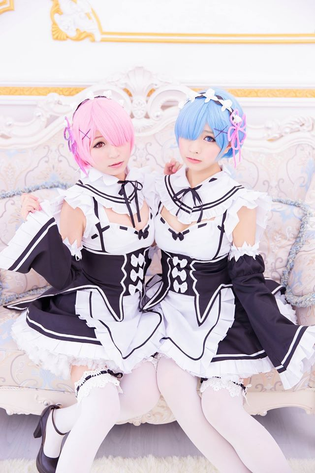 rem and ram cosplay porn