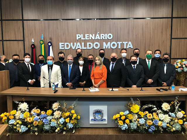 Vereadores avaliam positivamente reunião com o Chefe do Poder Executivo de Patos-PB