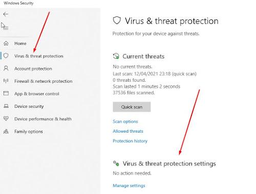 Virus & Treat Protection
