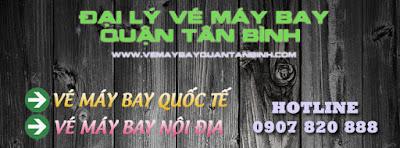 ve may bay quan Tan Binh