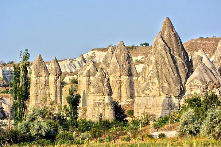 Fairy Chimneys, Menara-menara Indah di Turki