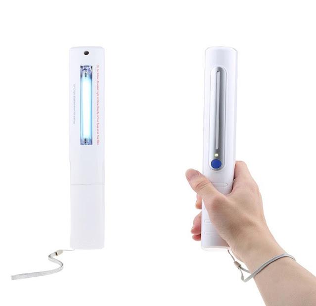 UV Sterilizer Portabel