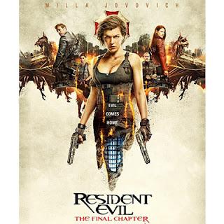 Resident Evil: Son Bölüm (2016)