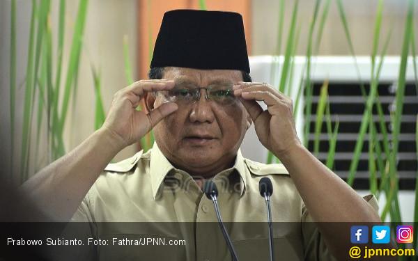 Prabowo adalah Prabowo, dengan Baju Cokelat Empat Kantong