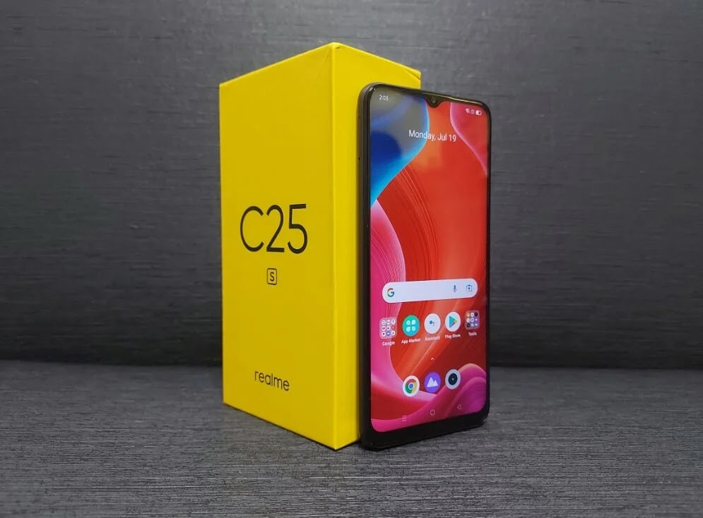 Top Features of the realme C25s; Get Yours for Php7,490