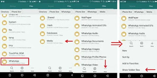 The easiest way to download WhatsApp status