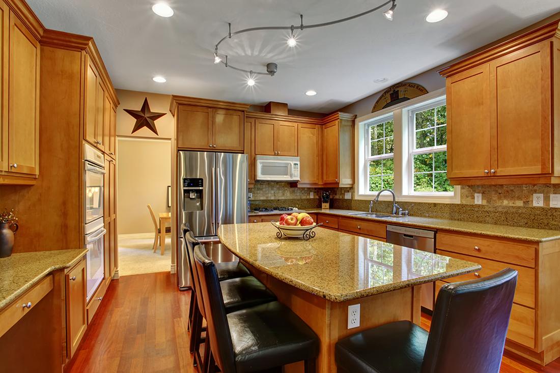 5 Modern Kitchen Lighting Tracks Ideas