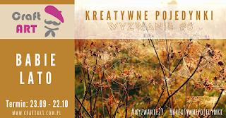 https://www.craftart.com.pl/pl/blog/Kreatywne-pojedynki-Wyzwanie-8-Babie-Lato/234