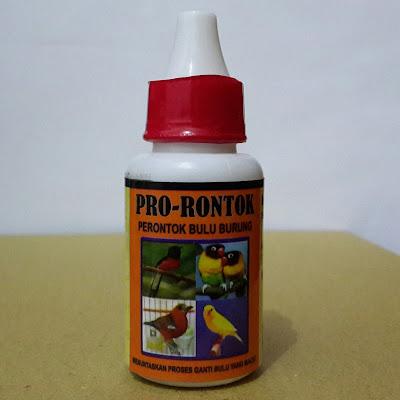 Pro Rontok (Perontok Bulu Burung)