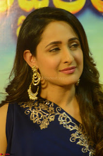 Pragya Jaiswal in beautiful Blue Gown Spicy Latest Pics February 2017 116.JPG