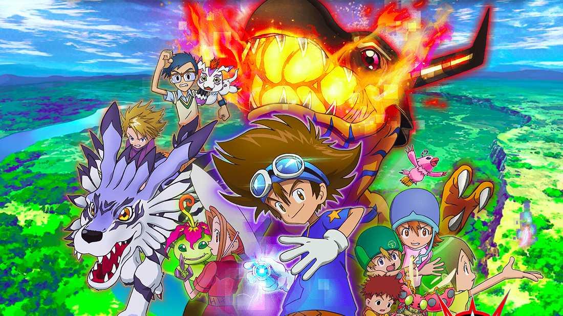 Digimon Adventure Episode 10