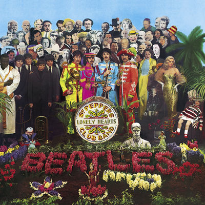 Sgt. Pepper's Lonely Hearts Club Band, setting the pace