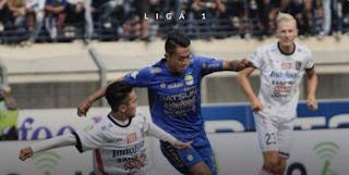 Persib Bandung vs Bali United 0-0