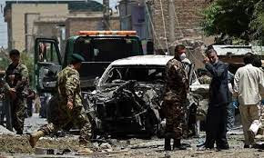 7 civilians killed in 2 bombs in Kabul