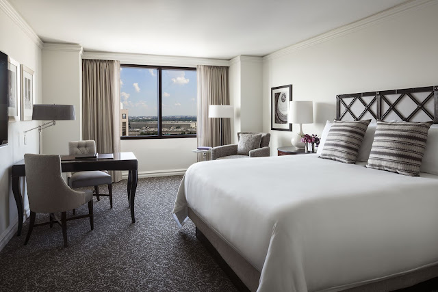 Discover luxurious surroundings at The Ritz-Carlton, Washington, D.C., a distinctive five-star hotel situated in an elegant enclave of Northwest D.C..
