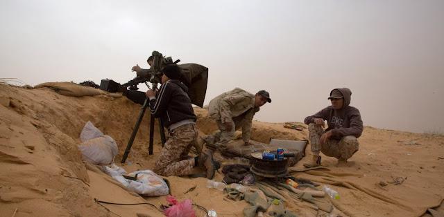 Λιβύη: Ενισχύει τις δυνάμεις της η Τουρκία