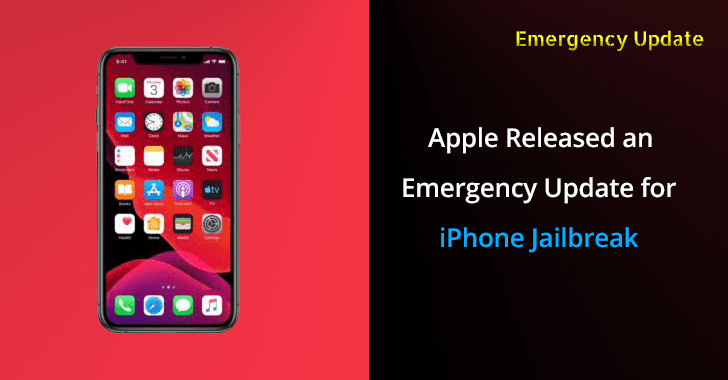 Apple Emergency Update