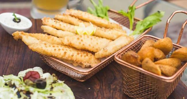 Beer Batter Fish Fingers Recipe