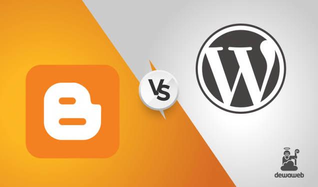 Blogspot vs wordprees