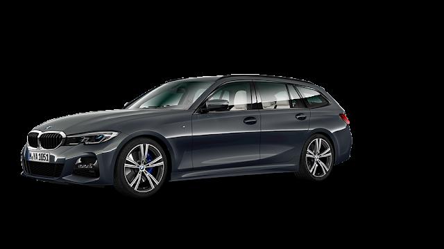 Harga dan Spesifikasi BMW 3 Series Touring