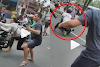 Menegangkan! VIDEO Viral Driver Ojol Terseret saat Motornya Diambil Debt Collector