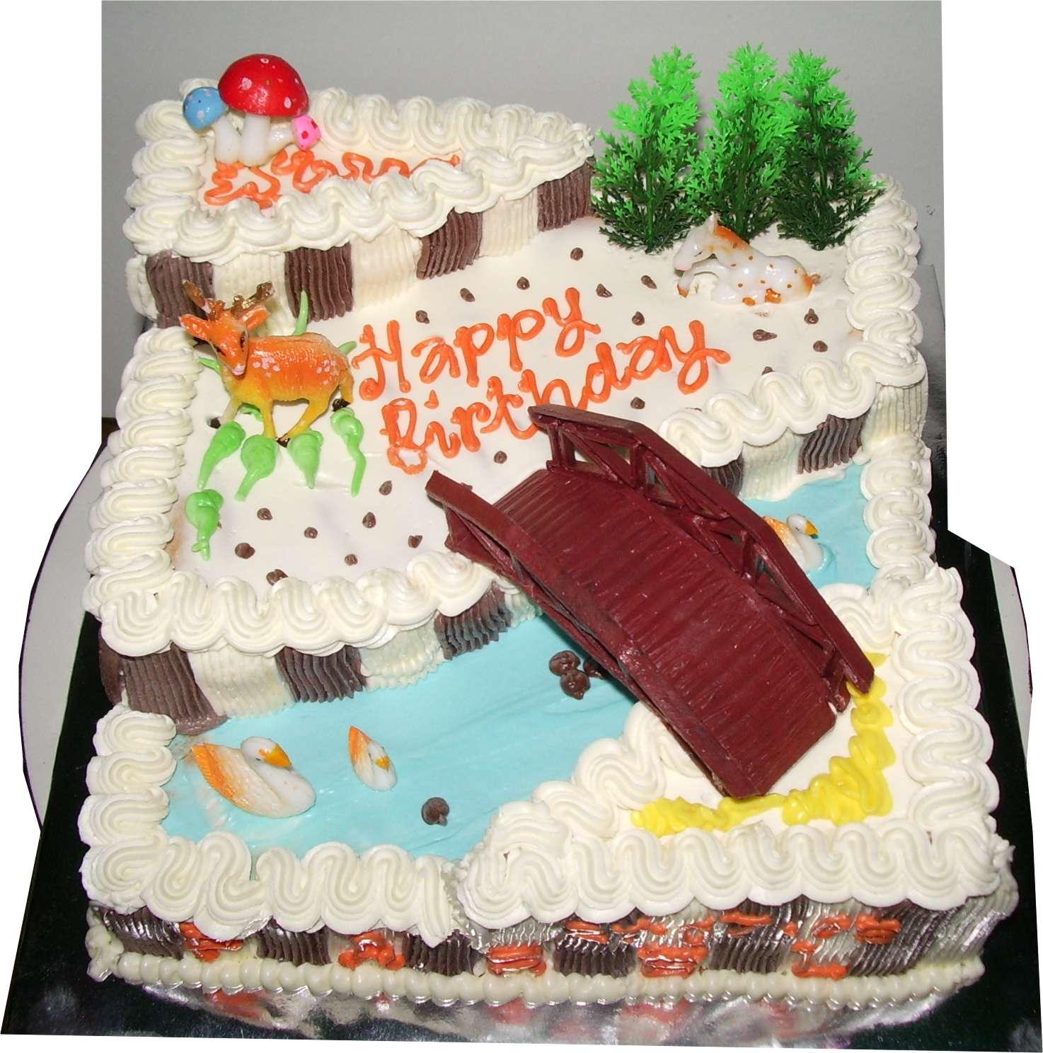 Cara Membuat Kue Ulang Tahun Anak