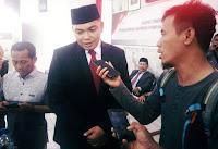 Dilantik Sebagai Ketua DPRD, Dae Yandi Siap Bekerja, Merespon Aspirasi Rakyat