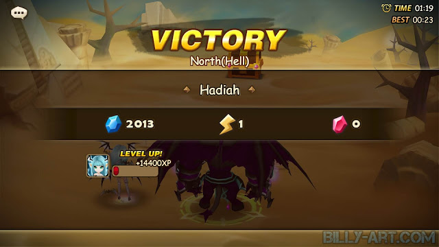 Tips Farming EXP Monster di Summoners War