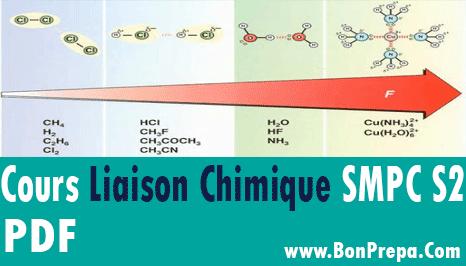 Cours Liaison Chimique S2 SMPC