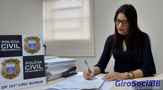 Promovendo ações no combate ao crime, sobre o comando de Drª Cristina Gomes, equipes da Delegacia de Policia de Buíque,   retiram de circulação acusados de praticar assaltos a mão aramadas na região.