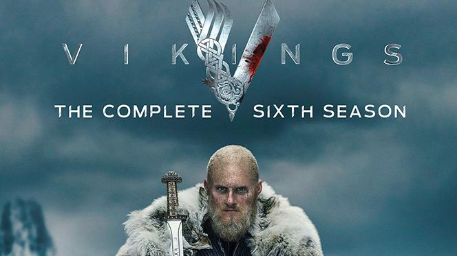 Vikingos (2019) Temporada 6 Web-DL 1080p Latino-Ingles