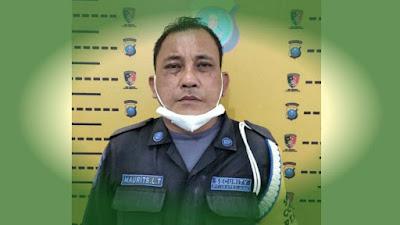 Heboh! Karena Viral Security Aniaya Pengemis Ditangkap Polsek Medan Kota