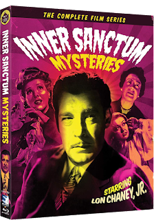 Vault Master's Pick of the Week for 09/22/2020 is Mill Creek's INNER SANCTUM MYSTERIES Set!