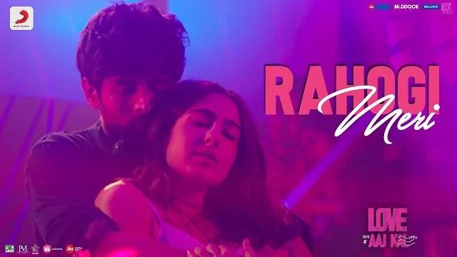 Love Aaj Kal 2 2020 Rahogi Meri Song Lyrics Hindi English