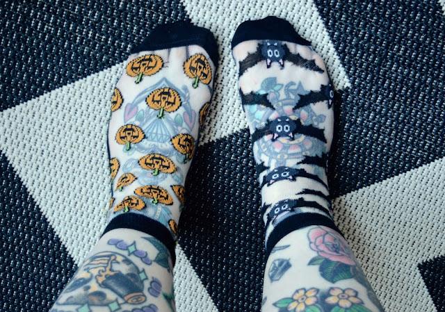 ASOS Halloween socks