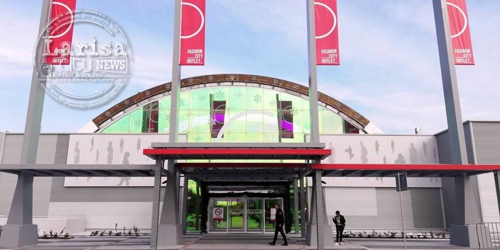 Αγοράκι τραυματίστηκε στην παιδική χαρά του Fashion City Outlet