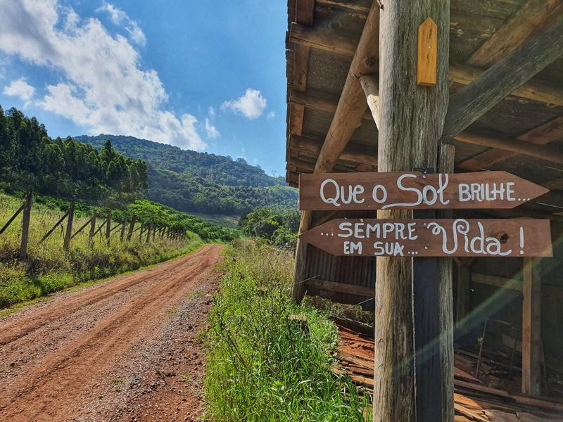 Caminhos de Caravaggio: como é a rota de peregrinação da Serra Gaúcha