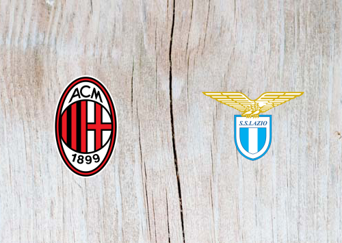 AC Milan vs Lazio Full Match & Highlights 13 April 2019