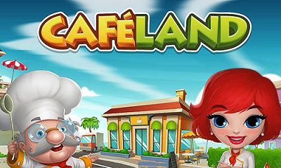 Cafeland World Kitchen Mod Aрk