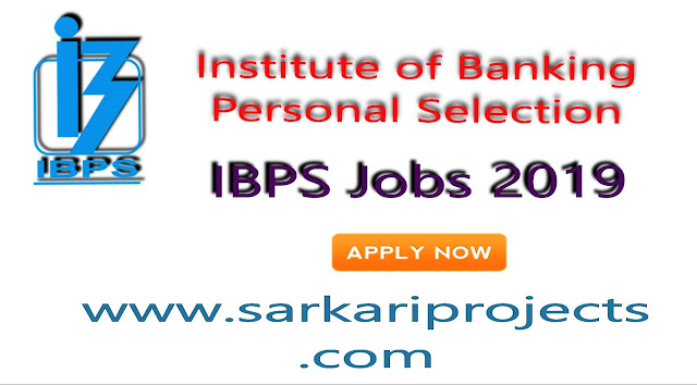 IBPS Jobs 2019: 4336 Probationary Officer/ Management Trainee Vacancy for Any Graduate Apply Now
