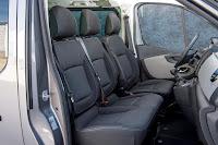 Nissan NV300 Combi (2017) Interior