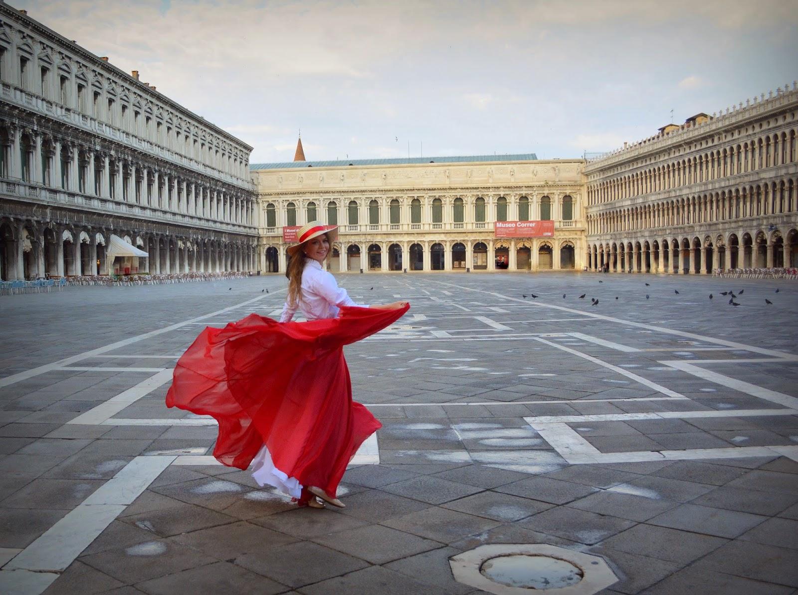 венеция без людей