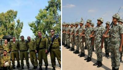 شاهد ترتيب الجيش المصري والجيش الإسرائيلي في تصنيف أقوى جيوش العالم