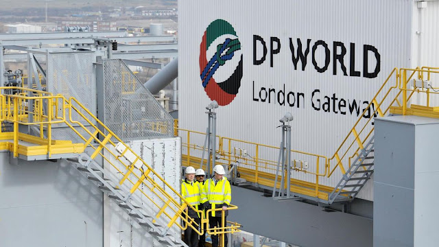 DP World-backed freeport  open for business  after winning UK government bid | The National