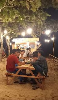 Opening Tebiat Café, Tempat Nongkrong Terbaru di Selayar