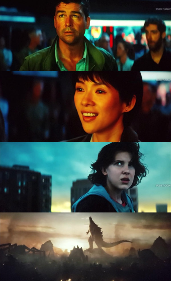 Download Godzilla King of the Monsters 2019 Hindi Dubbed HDCam 480p 300MB movie