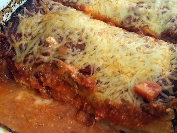 Recette des soirées préssées - Les lasagnes à la ratatouille