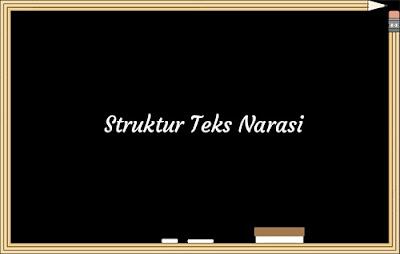 Struktur teks narasi