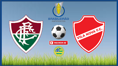 Vila Nova começa hoje a decidir uma vaga na final do Campeonato Brasileiro de Aspirantes